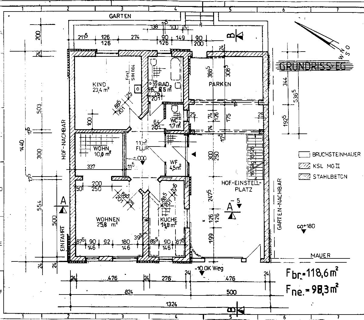 Grundrisse Wohnungen Zeichnen : Lage Sandersleben mit ca 2000Einwohnern (Bahnknoten zw HalleSaale